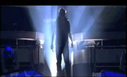 Travis Garland and Justin Bieber Perform on Amercian Idol