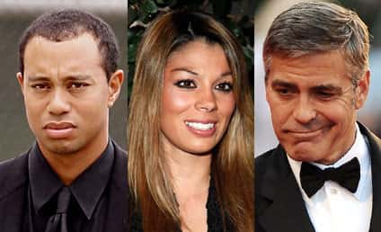 Jaimee Grubbs: Two-Timing Tiger Woods ... with George Clooney?!