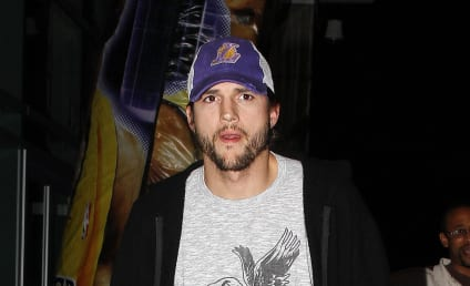 Lorene Scafaria and Ashton Kutcher: PDA Alert!