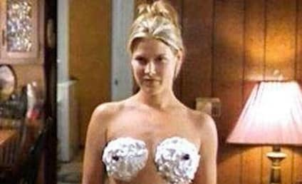Ali Larter vs. Krysten Ritter: Whipped Cream Bikini Battle!