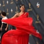 Priyanka Chopra Red Jason Wu Dress 2016 Emmys