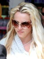 Britney Not Too Happy