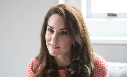 Kate Middleton: Motherhood is Tough! Even for Me!