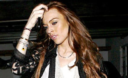 Samantha Ronson: Down on Drama; Lindsay Lohan: Up with Clubbing