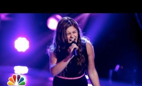 Jacquie Lee - Back to Black (The Voice Blind Audition)