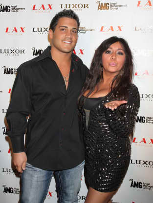 Jionni LaValle, Snooki Picture