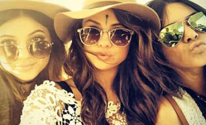 Coachella 2014: All the Celebrity Sightings!