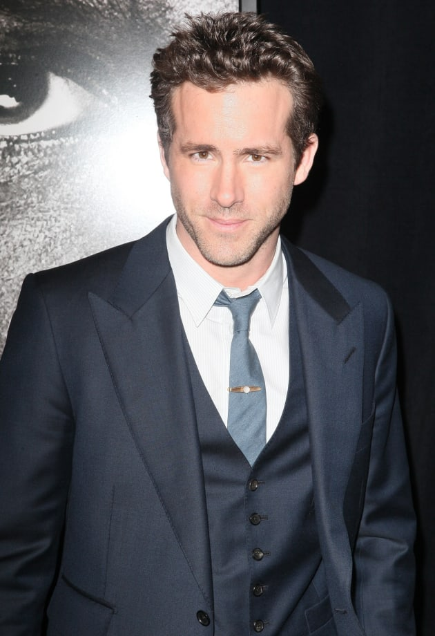 Ryan Reynolds: Handsome
