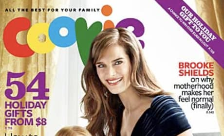 Brooke Shields, Grier and Rowan