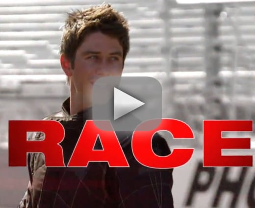 Arie luyendyk jr as the bachelor first promo