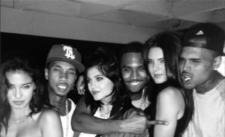 Kyle, Kendall, Chris and Company