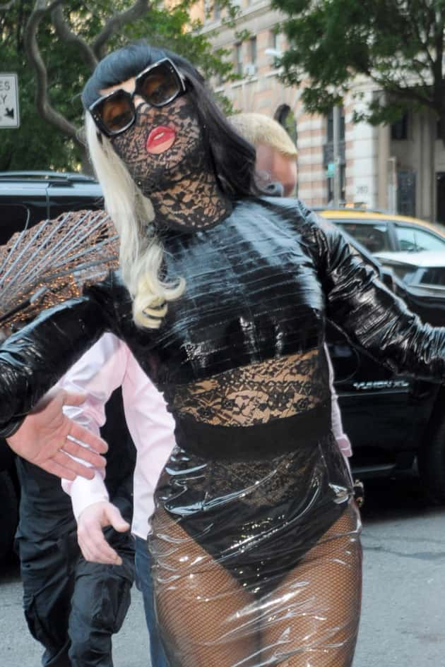The Masked Gaga