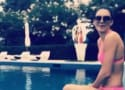 Kendall Jenner Accepts Ice Bucket Challenge, Rocks Pink Bikini, Gets Very Wet