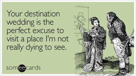 Destination Wedding!!!