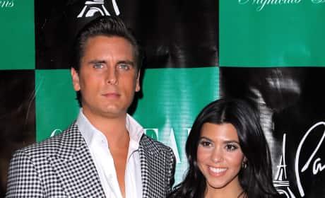 Kourtney Kardashian and Scott Disick Picture