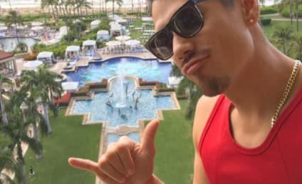 Bryan Tanaka: ALL Over Mariah Carey in Hawaii!