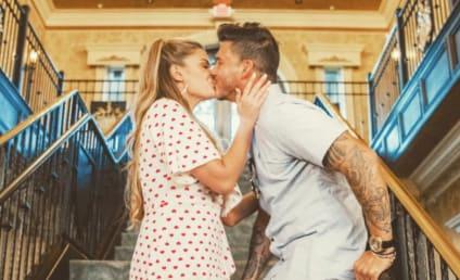 贾克斯·泰勒和布列塔尼卡特赖特:结婚了!