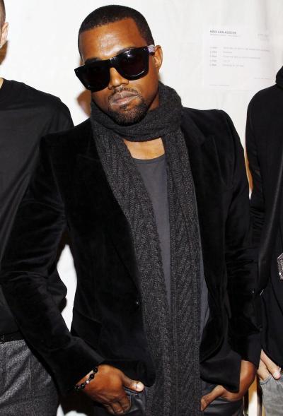 A Kanye West Photo