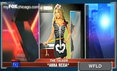Anna Rexia Halloween Costume