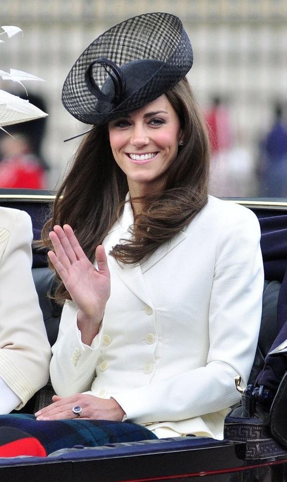 Kate Middleton, Black Hat