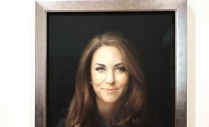"""Kate Middleton Portrait Artist Responds to """"Vicious"""" Criticism"""