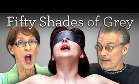 Elders Review Fifty Shades of Grey Trailer