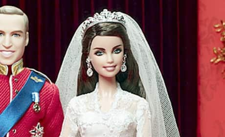 Kate Middleton Barbie Doll
