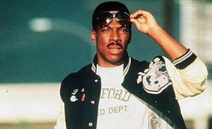Eddie Murphy to Star in Beverly Hills Cop Reboot