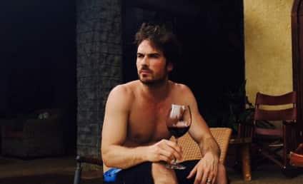 "Ian Somerhalder Smolders, Ponders ""Magic"" of Costa Rica"
