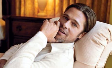 Brad Pitt in Parade