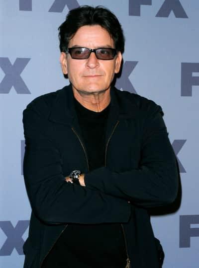 Charlie Sheen for FX