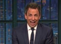 Seth Meyers Breaks Down Over Election Results
