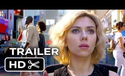 Lucy Trailer: Scarlett Johansson as Superhuman Drug Mule!