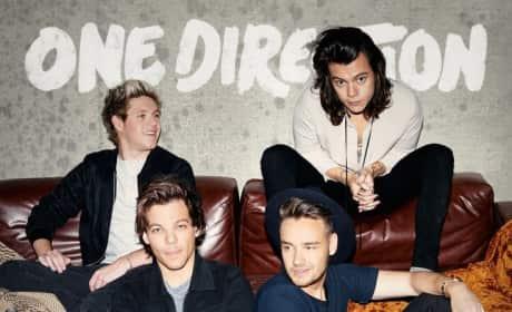 One Direction Album Art