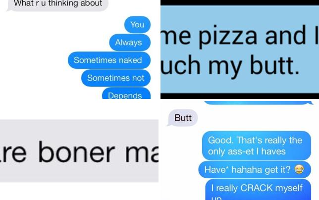 19 people who have mastered text flirting sometimes but not all the time