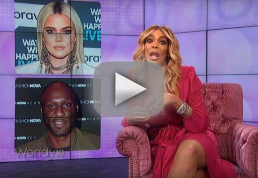 Wendy williams to khloe kardashian stay away from lamar odom bis