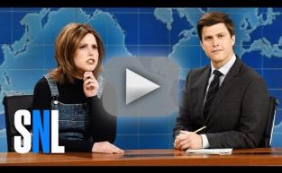 Jennifer Aniston Reprises Her Friends Role on SNL!!!!!!