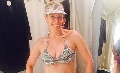 Chelsea Handler Bikini Photo