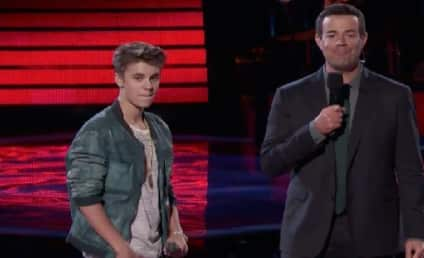 Justin Bieber, Lady Antebellum & Flo Rida to Perform on The Voice Finale