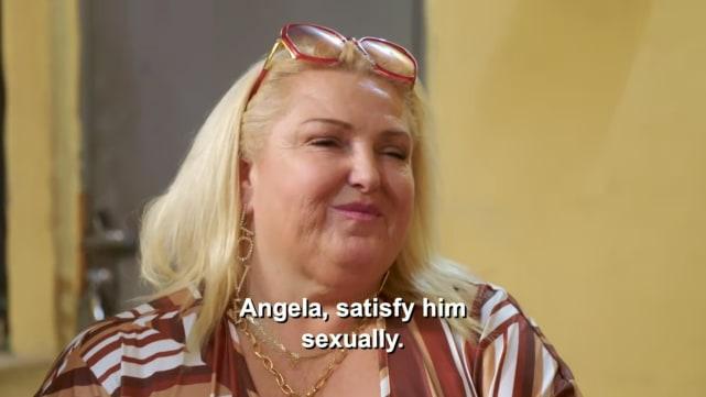 Angela aclara que Michael no puede tener uno