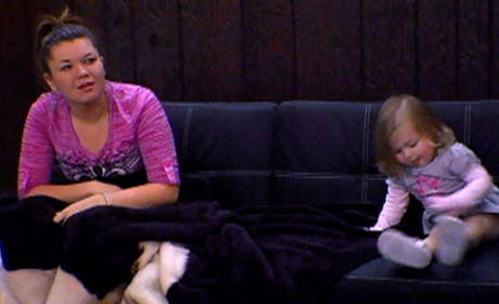 Leah and Amber
