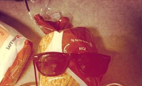 Rihanna's Rice Cakes