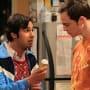 Raj and Sheldon
