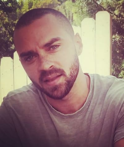 Jesse Williams Video Selfie