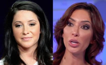 Bristol Palin to Farrah Abraham: You're a Bad Parent and Role Model!