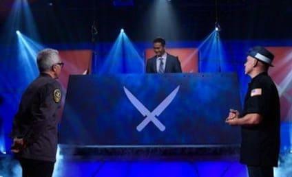 Iron Chef America Review: Zakarian vs. Symon!