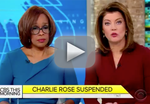 Charlie rose slammed by his own cbs colleagues