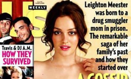 Leighton Meester: Beautiful, Born Behind Bars