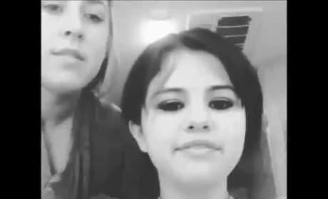 Selena Gomez Can't Pronounce Anton Zaslavski
