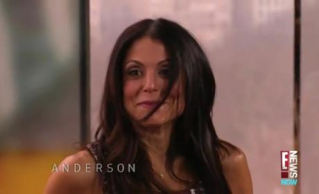 Bethenny Frankel Wardrobe Malfunction